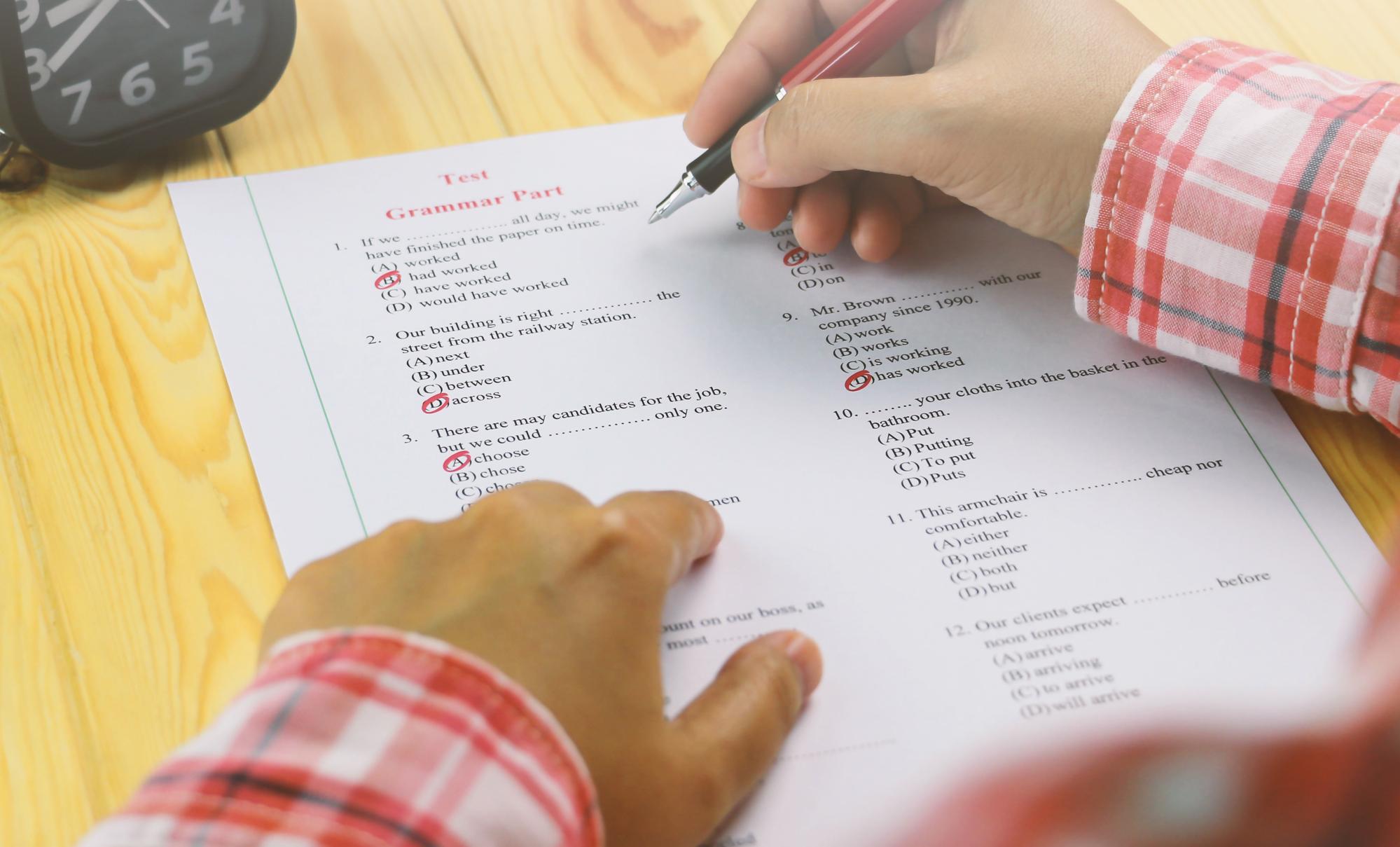 Preguntas comunes sobre el Curso de Inglés para el TOEFL
